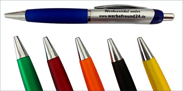 Werbeartikel Kugelschreiber Malaga